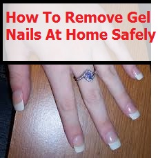 How To Remove Gel Nails At Home (THE SAFE METHOD)