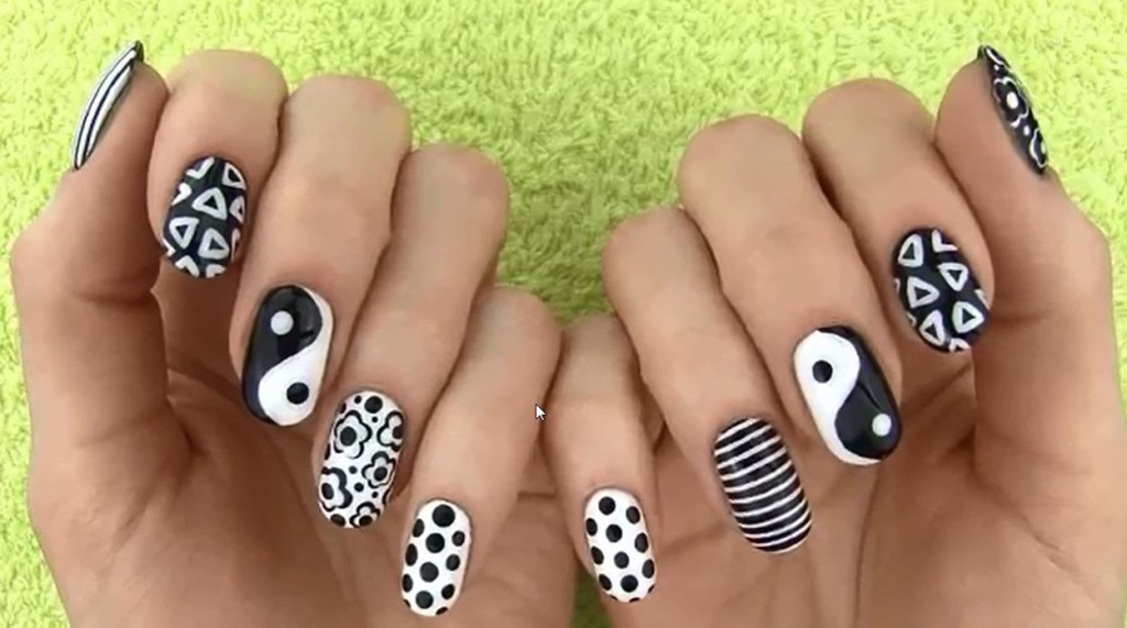 pretty nail designs - 15 Pretty Nail Designs That Will Inspire You - [INCLUDES Designs VIDEO]