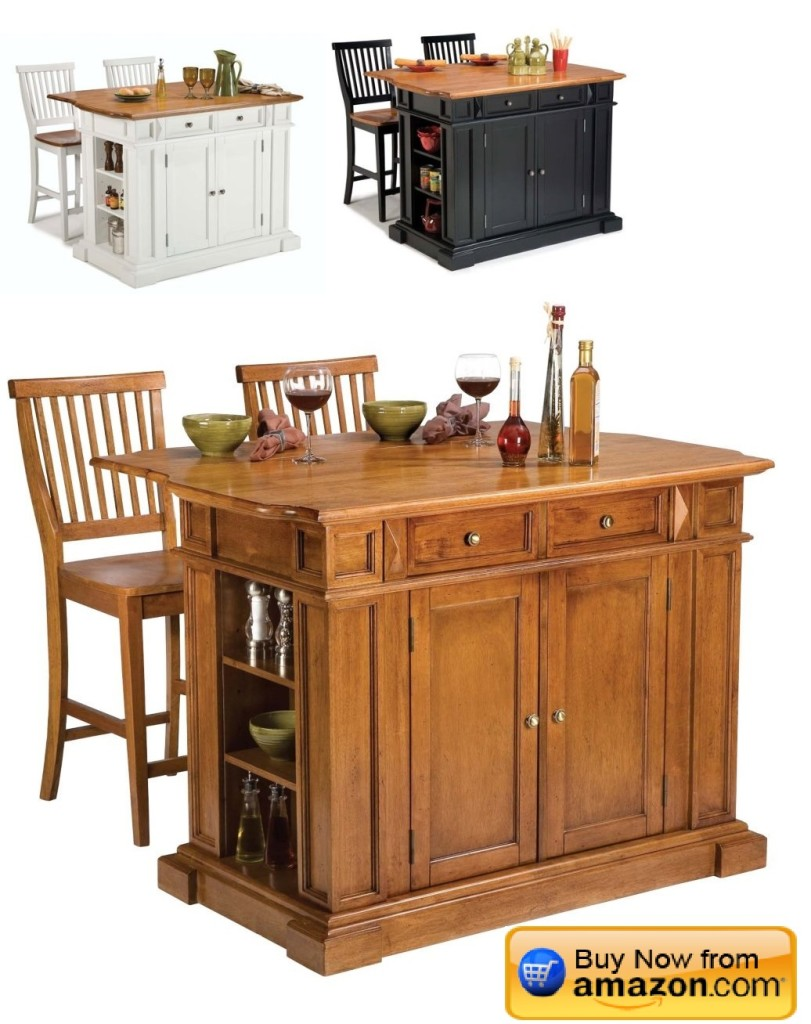 Best kitchen islands best 25 kitchen islands ideas on pinterest island design outside kitchen Home styles natural designer utility cart