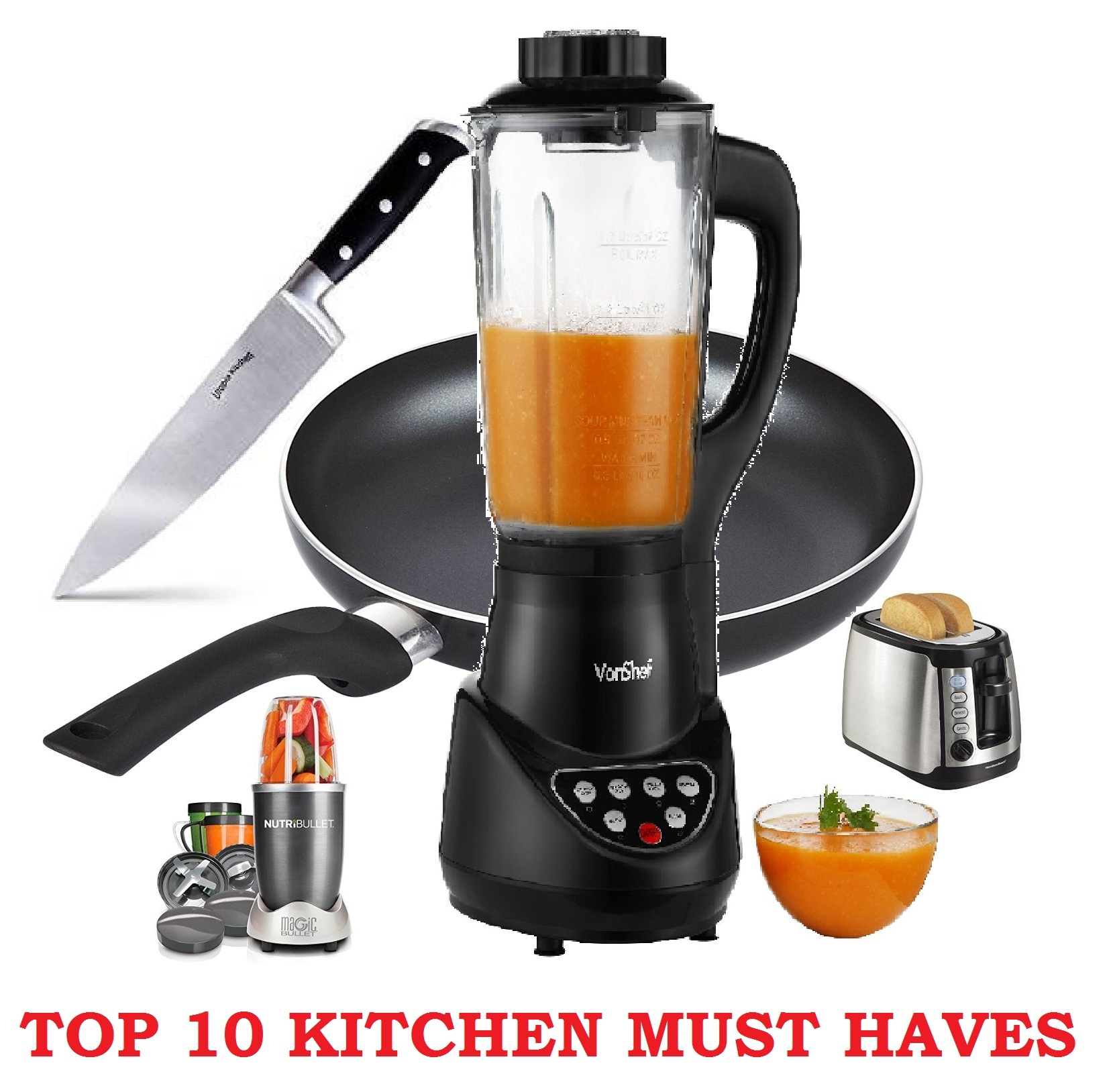[MUST HAVE Items In Your Kitchen]