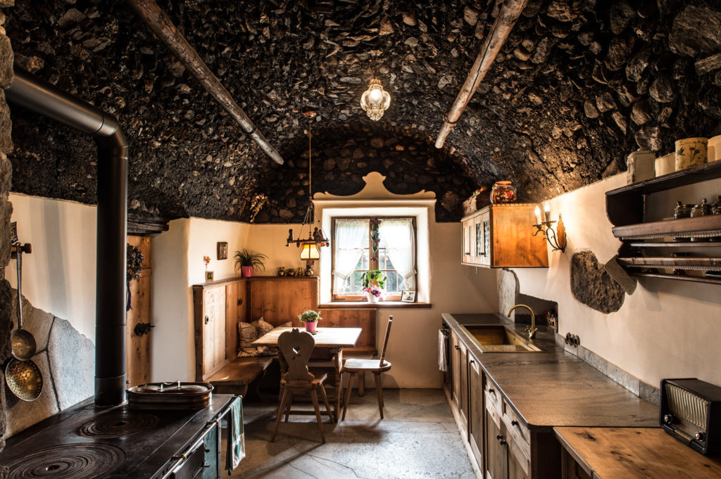 beautiful kitchen from Italy