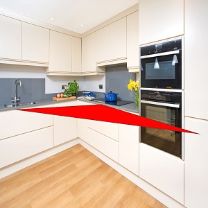 Magic Kitchen Triangle In Kitchen Design