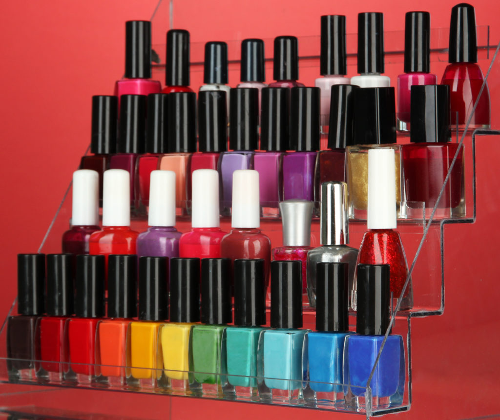 Diy Nail Polish Rack Tutorial Easy Steps Video Designs Authority