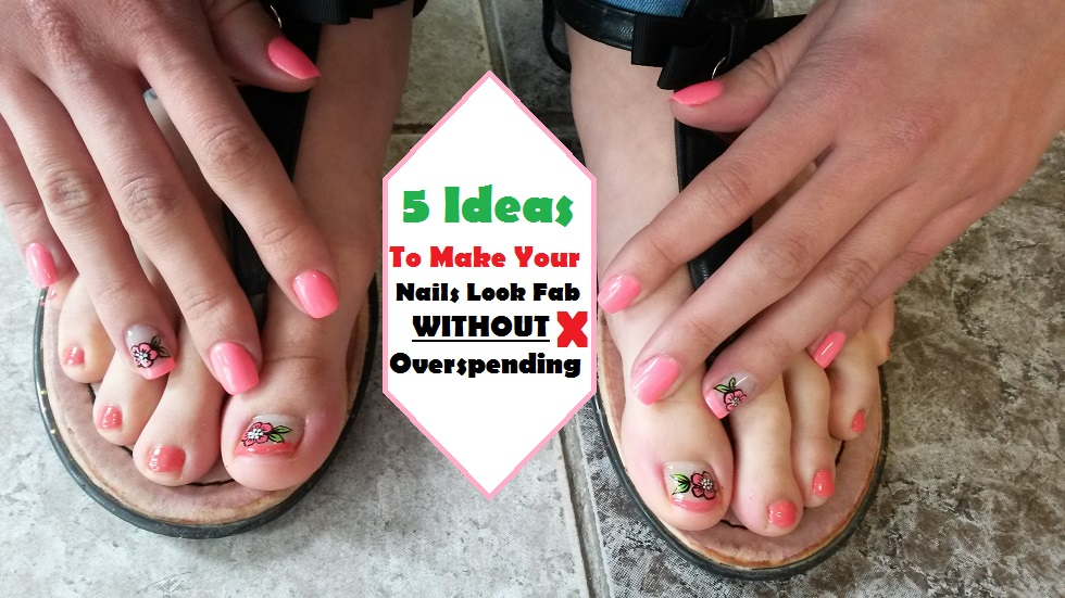 Good nails 5 ideas to make your nails look fab without overspending however going on weekly trips to the nail salon or even doing your own nails can be expensive and you may often find yourself overspending on nail art solutioingenieria Image collections