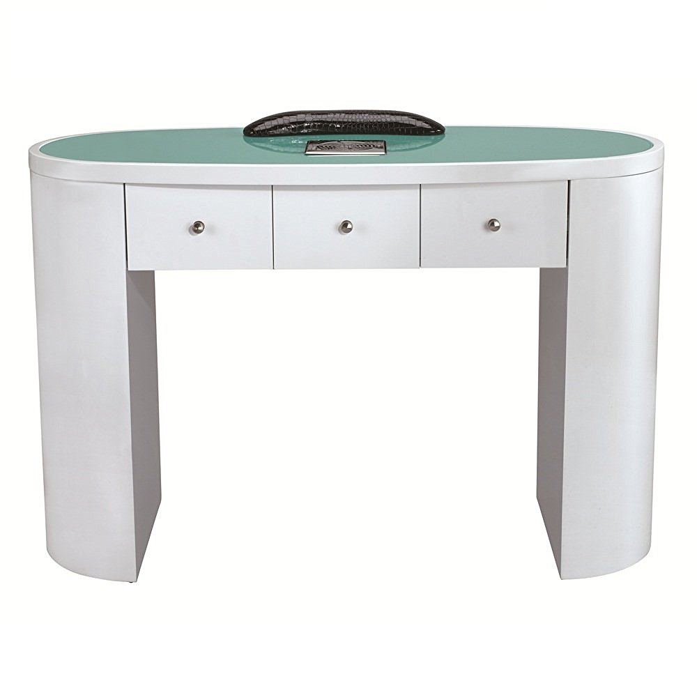 manicure table witht extractor fan