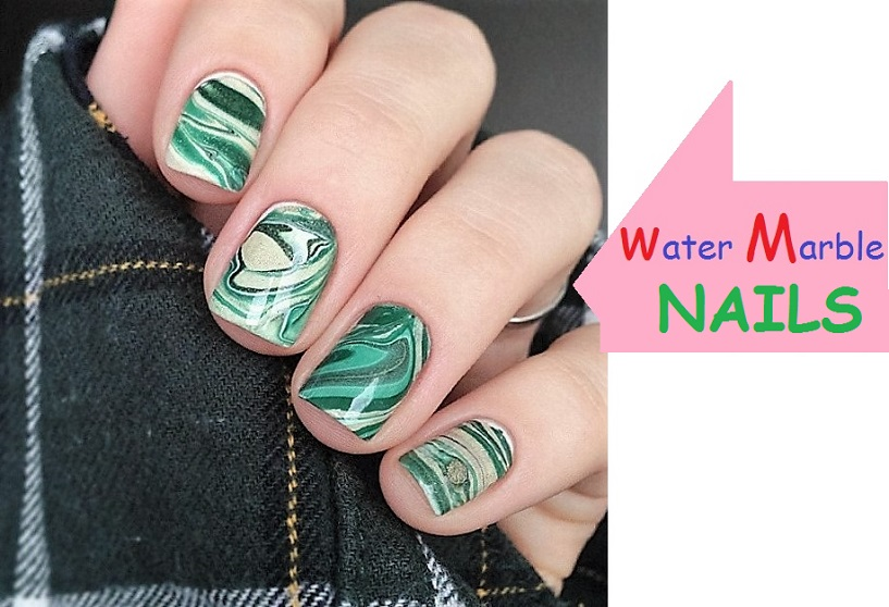 Water Marble Nails -What You Need To Know
