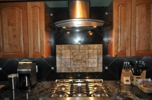 customised range hoods for traditional kitchen styles
