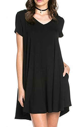 29 T Shirt Dresses That Nail The Looks For Women And Teens Without