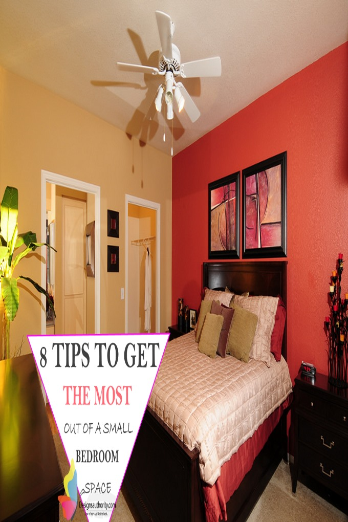 8 Tips For Getting the Most out of a Small Bedroom Space
