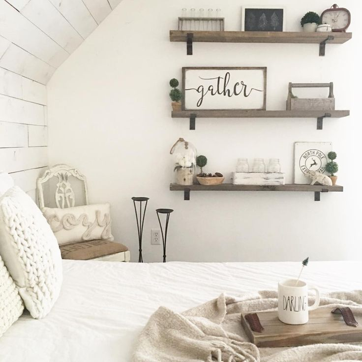 Floating Shelves For Small Bedrooms - Bedroom Ideas