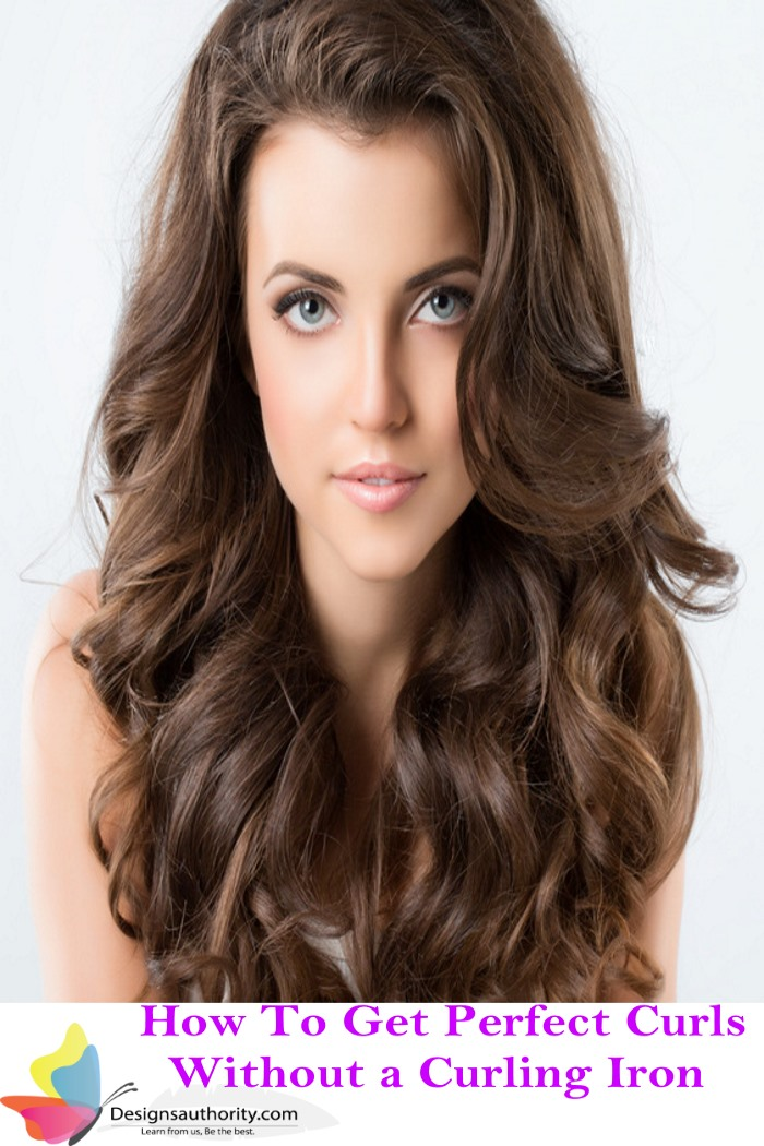 How To Curl Hair Without A Curling Iron Or Wand 7