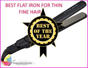best flat iron for fine hair