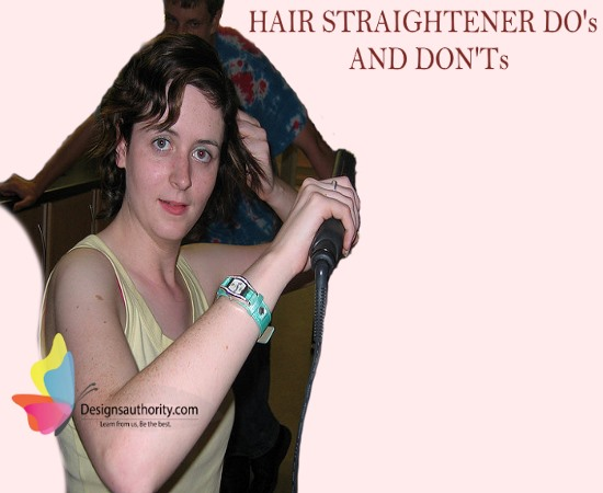 Best hair straightener do's and don'ts