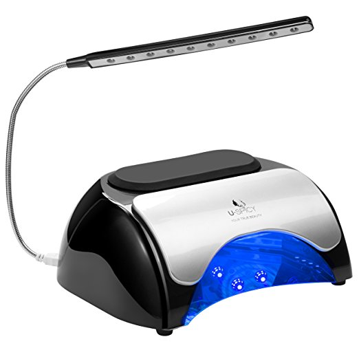 USpicy 48W LED UV Nageldroger Nagellamp