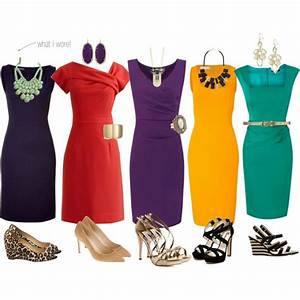 dresses and sandals