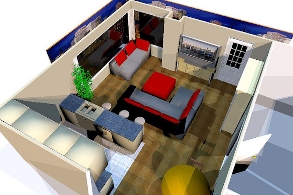 Sweet Home 3D Review: A Free Interior Design Tool That's Easy to Use