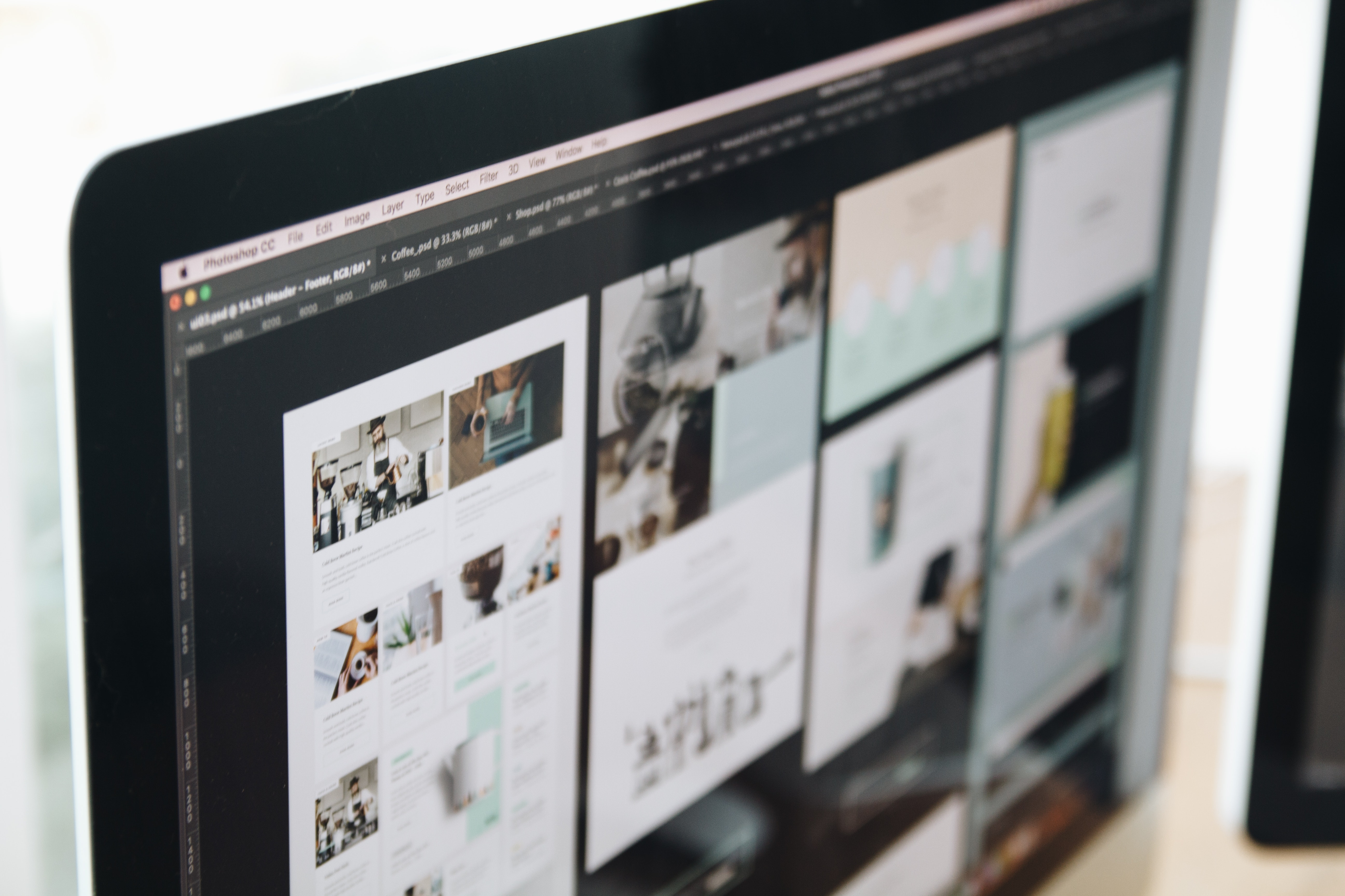 Catalogue and how to get web design clients fast